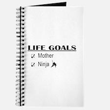 Mother Life Goals Journal