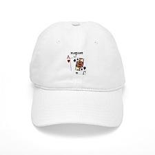 Blackjack Cards Baseball Cap
