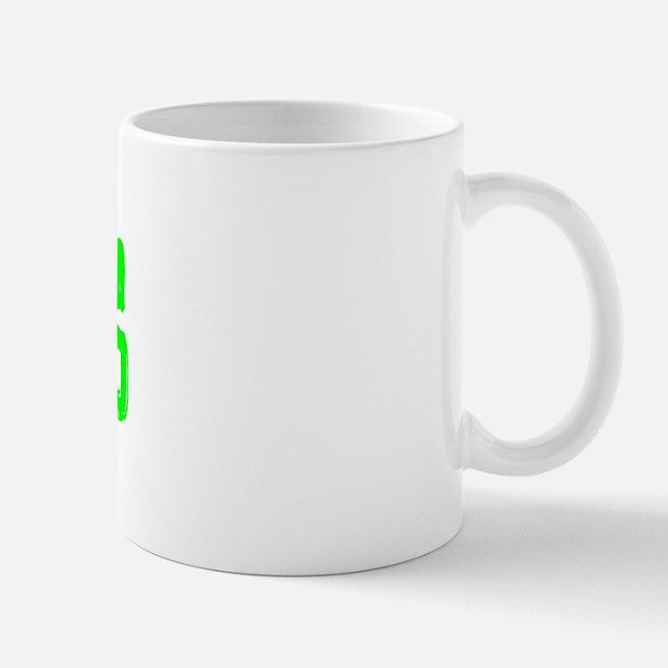 Greg Faded (Green) Mug