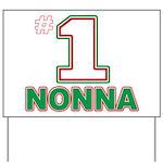 Nonna Yard Sign