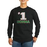 Nonna Long Sleeve Dark T-Shirt