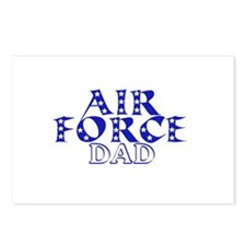 Air Force Dad Postcards (Package of 8)