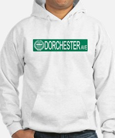 """""""Dorchester Ave"""" Hoodie"""