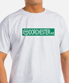 """Dorchester Ave"" T-Shirt"