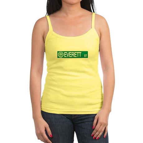 """""""Everett Street"""" Jr. Spaghetti Tank"""