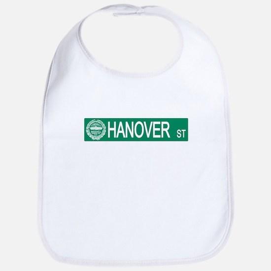 """Hanover Street"" Bib"