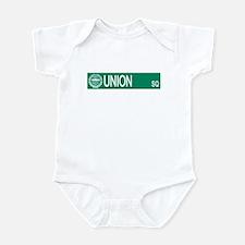 """""""Union Square"""" Infant Bodysuit"""