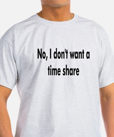 Time Share T-Shirt