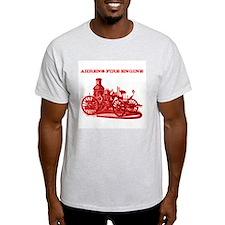 Ahrens Fire Engine T-Shirt