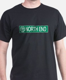 """North End"" T-Shirt"