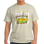 Look Who's Over The Hill Ash Grey T-Shirt