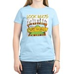 Look Who's Over The Hill Women's Pink T-Shirt