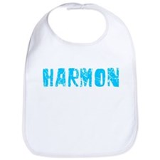 Harmon Faded (Blue) Bib