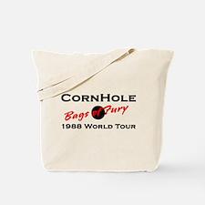 Cornhole Fury Tote Bag