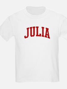 JULIA (red) T-Shirt
