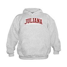 JULIANA (red) Hoodie