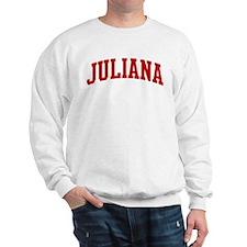 JULIANA (red) Sweater