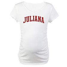JULIANA (red) Shirt