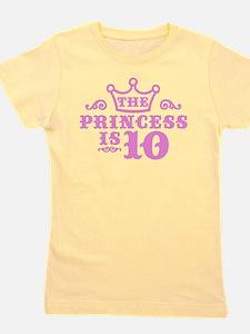 10th Birthday T-Shirt
