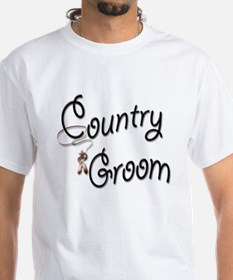 Western Groom Shirt