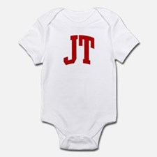 JT (red) Infant Bodysuit