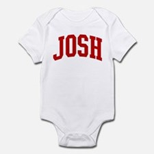 JOSH (red) Infant Bodysuit