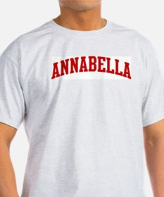ANNABELLA (red) T-Shirt