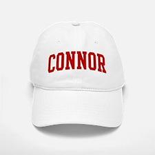 CONNOR (red) Baseball Baseball Cap