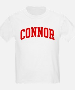 CONNOR (red) T-Shirt