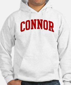 CONNOR (red) Hoodie
