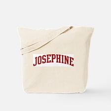 JOSEPHINE (red) Tote Bag