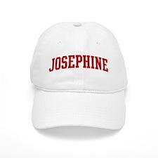 JOSEPHINE (red) Baseball Cap