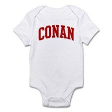 CONAN (red) Infant Bodysuit