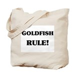 Goldfish Rule Tote Bag