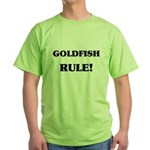 Goldfish Rule Green T-Shirt