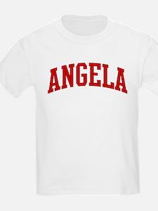 ANGELA (red) T-Shirt