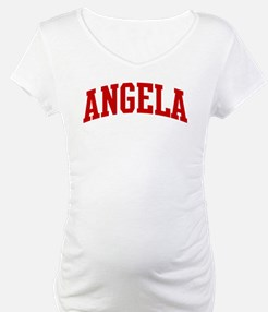ANGELA (red) Shirt