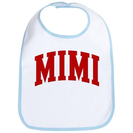 MIMI (red) Bib
