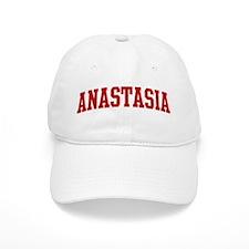 ANASTASIA (red) Baseball Cap