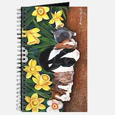 Dutch Bunny Babies Journal