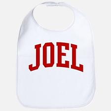 JOEL (red) Bib