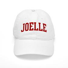 JOELLE (red) Baseball Cap