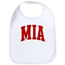 MIA (red) Bib