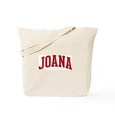 JOANA (red) Tote Bag