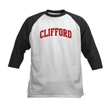CLIFFORD (red) Tee