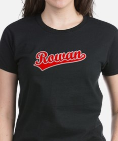 Retro Rowan (Red) Tee