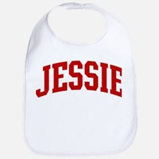 JESSIE (red) Bib