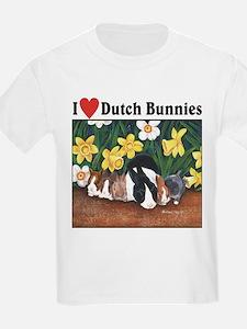 I love Dutch Bunnies T-Shirt