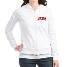 MASON (red) Fitted Hoodie