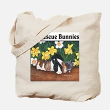 I love Rescue Bunnies Tote Bag